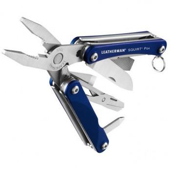 Инструмент Лезерман Squirt PS4 синий - купить (заказать), узнать цену - Охотничий супермаркет Стрелец г. Екатеринбург