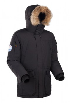 Куртка Bask Putorana черная - купить (заказать), узнать цену - Охотничий супермаркет Стрелец г. Екатеринбург
