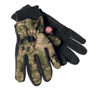 Перчатки Harkila Q Fleece Gloves OPTIFADE™ Ground Forest - купить (заказать), узнать цену - Охотничий супермаркет Стрелец г. Екатеринбург