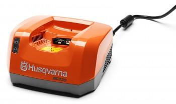 Зарядное устройство HUSQVARNA QC330/220в Быстрая зарядка 330Вт 9670914-01 - купить (заказать), узнать цену - Охотничий супермаркет Стрелец г. Екатеринбург