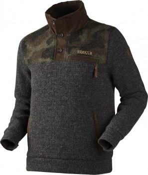 Пуловер Harkila Rodmar Charcoal Grey Camo - купить (заказать), узнать цену - Охотничий супермаркет Стрелец г. Екатеринбург