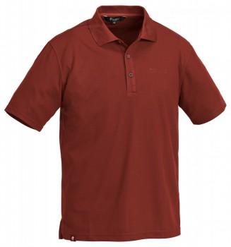 Рубашка Pinewood Ramsey с коротким рукавом красная - купить (заказать), узнать цену - Охотничий супермаркет Стрелец г. Екатеринбург