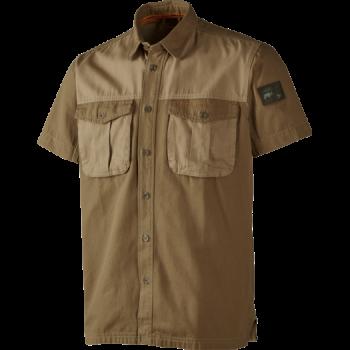 Рубашка Harkila PH Range SS Sand - купить (заказать), узнать цену - Охотничий супермаркет Стрелец г. Екатеринбург