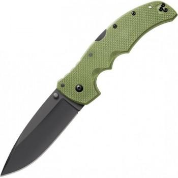 Нож COLD STEEL Recon 1 Spear Point Green CS_27TLSVG - купить (заказать), узнать цену - Охотничий супермаркет Стрелец г. Екатеринбург