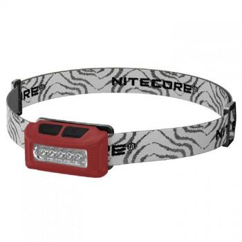 Фонарь Nitecore NU10 High performance LED Red 160 люмен 150 часов 35м З/У USB АКБ Li-ion - купить (заказать), узнать цену - Охотничий супермаркет Стрелец г. Екатеринбург