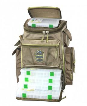 Рюкзак Aquatic РК-01 с 9 коробками  - купить (заказать), узнать цену - Охотничий супермаркет Стрелец г. Екатеринбург