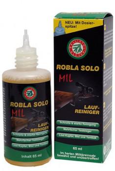Ср-во для очистки стволов Ballistol Robla-Solo MIL 65ml . Содержит аммиак! - купить (заказать), узнать цену - Охотничий супермаркет Стрелец г. Екатеринбург