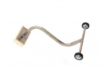 Ручка для тележки (нержавеющая сталь) - купить (заказать), узнать цену - Охотничий супермаркет Стрелец г. Екатеринбург