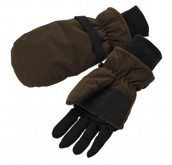 Рукавицы-перчатки цвет темно-коричневый - купить (заказать), узнать цену - Охотничий супермаркет Стрелец г. Екатеринбург