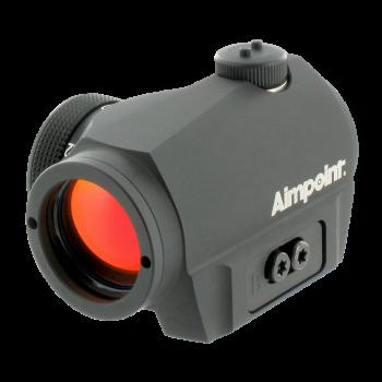 Прицел Aimpoint Micro S-1 на вентилируемую планку (6MOA) 200369 - купить (заказать), узнать цену - Охотничий супермаркет Стрелец г. Екатеринбург