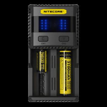 Зарядное уст-во SC2 18650 Intellicharge V2 - купить (заказать), узнать цену - Охотничий супермаркет Стрелец г. Екатеринбург
