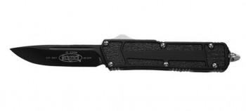 Нож Microtech Scarab SE MT_178-1 QD автомат, клинок черный - купить (заказать), узнать цену - Охотничий супермаркет Стрелец г. Екатеринбург