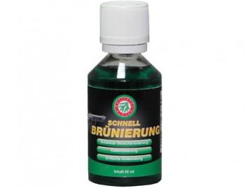 Средство для воронения Klever Schnell Brunier 50 мл - купить (заказать), узнать цену - Охотничий супермаркет Стрелец г. Екатеринбург