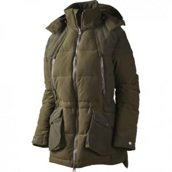 Куртка женская Seeland Polar Lady Jacket Pine Green - купить (заказать), узнать цену - Охотничий супермаркет Стрелец г. Екатеринбург