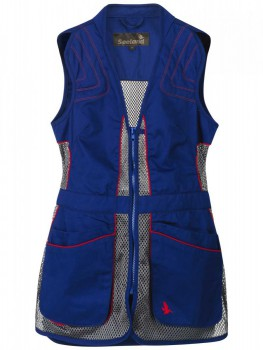 Жилет Skeet II Lady Waistcoat Sodalight Blue - купить (заказать), узнать цену - Охотничий супермаркет Стрелец г. Екатеринбург