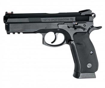 Пистолет пневматический ASG CZ SP-01 shadow 4,5 мм - купить (заказать), узнать цену - Охотничий супермаркет Стрелец г. Екатеринбург