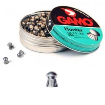 Пуля пневматическая Gamo Hunter кал. 5,5 мм. (250 шт.) - купить (заказать), узнать цену - Охотничий супермаркет Стрелец г. Екатеринбург