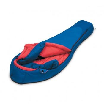 Мешок спальный Glacier синий правый - купить (заказать), узнать цену - Охотничий супермаркет Стрелец г. Екатеринбург