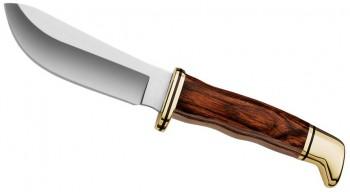 Нож B0103BRS Buck Skinner Cocobolo с фиксированным клинком - купить (заказать), узнать цену - Охотничий супермаркет Стрелец г. Екатеринбург