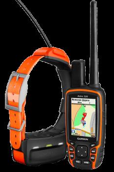 Система GPS слежения Garmin Astro 320 с ошейником для собак T5 в кейсе-Russia - купить (заказать), узнать цену - Охотничий супермаркет Стрелец г. Екатеринбург