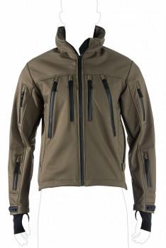 Куртка UF PRO Delta Eagle SoftShell цвет Brown Grey - купить (заказать), узнать цену - Охотничий супермаркет Стрелец г. Екатеринбург