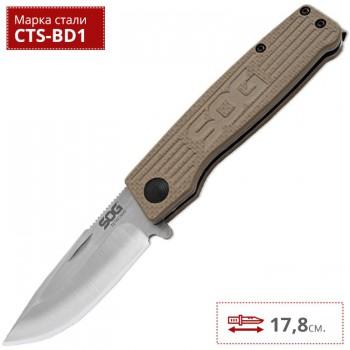 Нож SOG TM1.001 Terminus - купить (заказать), узнать цену - Охотничий супермаркет Стрелец г. Екатеринбург
