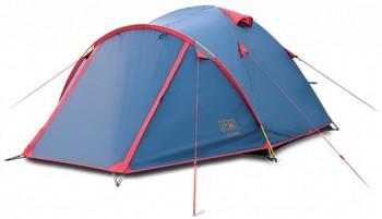 Палатка Sol Camp 3 (синяя) - купить (заказать), узнать цену - Охотничий супермаркет Стрелец г. Екатеринбург