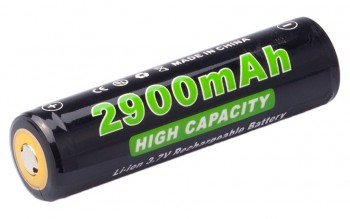 Аккумулятор литий-ионный Soshine 18650 2900mAh 3,7V PCB - купить (заказать), узнать цену - Охотничий супермаркет Стрелец г. Екатеринбург