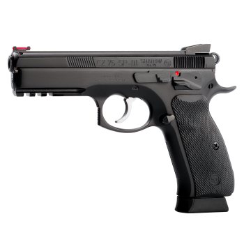 CZ 75 SP-01 Shadow к.9мм Luger - купить (заказать), узнать цену - Охотничий супермаркет Стрелец г. Екатеринбург