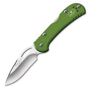 Нож Buck Spitfire складной сталь 420HC зеленая рукоять - купить (заказать), узнать цену - Охотничий супермаркет Стрелец г. Екатеринбург