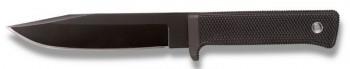 Нож Cold Steel CS_38SRK AUS-8 черное покрытие, резиновая рукоять - купить (заказать), узнать цену - Охотничий супермаркет Стрелец г. Екатеринбург