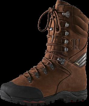 Ботинки Harkila Staika Lady GTX10 insulated Dark brown/Red - купить (заказать), узнать цену - Охотничий супермаркет Стрелец г. Екатеринбург