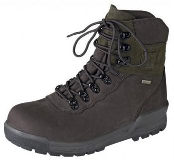 Ботинки Harkila Stalker GTX7 dark brown - купить (заказать), узнать цену - Охотничий супермаркет Стрелец г. Екатеринбург