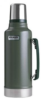 Термос Stanley Classic 1.9L (Цвет - темно-зеленый) - купить (заказать), узнать цену - Охотничий супермаркет Стрелец г. Екатеринбург