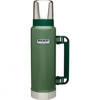 Термос Stanley 1.3L Classic Vac Bottle Hertiage - купить (заказать), узнать цену - Охотничий супермаркет Стрелец г. Екатеринбург