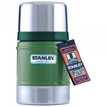 Термос для еды Stanley Classic Vacuum Food 0,5 л - купить (заказать), узнать цену - Охотничий супермаркет Стрелец г. Екатеринбург