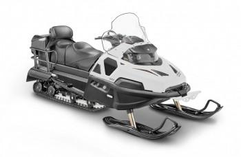 Снегоход Stels Viking S600 ST бело-черный - купить (заказать), узнать цену - Охотничий супермаркет Стрелец г. Екатеринбург