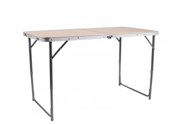 Складной стол Fiesta Family Light  (сталь) - купить (заказать), узнать цену - Охотничий супермаркет Стрелец г. Екатеринбург