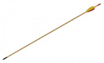 Стрела лучная деревянная MK-W26 - купить (заказать), узнать цену - Охотничий супермаркет Стрелец г. Екатеринбург