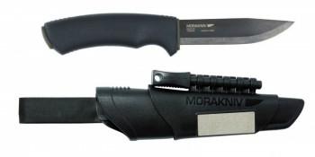 Нож Morakniv Bushcraft Survival нержавеющая сталь черный - купить (заказать), узнать цену - Охотничий супермаркет Стрелец г. Екатеринбург