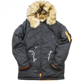 Куртка OXFORD 2.0 COMPASS BLACK/ORANGE - купить (заказать), узнать цену - Охотничий супермаркет Стрелец г. Екатеринбург