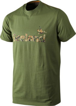Футболка Seeland T-shirt Camo Seeland - купить (заказать), узнать цену - Охотничий супермаркет Стрелец г. Екатеринбург