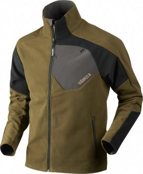 Куртка Harkila Thor Fleece Jacket Olive Green/Black - купить (заказать), узнать цену - Охотничий супермаркет Стрелец г. Екатеринбург