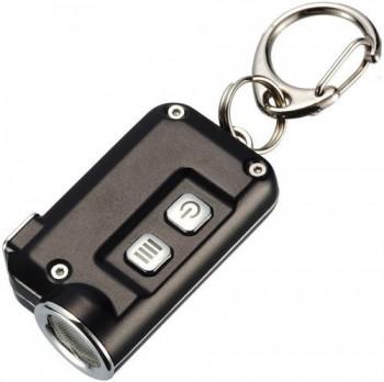 Фонарь Nitecore TINI Cree XP-G2 S3 Black 380 Люмен 60часов 64метра USB - купить (заказать), узнать цену - Охотничий супермаркет Стрелец г. Екатеринбург