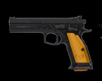 CZ 75 Tactical Sport Orange к.9мм Luger - купить (заказать), узнать цену - Охотничий супермаркет Стрелец г. Екатеринбург