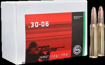 Патрон к.30-06 11,0гр Target Geco 1шт - купить (заказать), узнать цену - Охотничий супермаркет Стрелец г. Екатеринбург