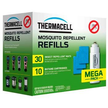 Набор запасной Thermos Mega Refill (10 газовых картриджей+ 30 пластин) - купить (заказать), узнать цену - Охотничий супермаркет Стрелец г. Екатеринбург