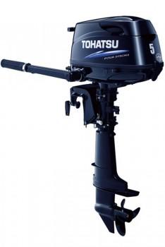 Мотор лодочный Tohatsu MFS5CSS - купить (заказать), узнать цену - Охотничий супермаркет Стрелец г. Екатеринбург