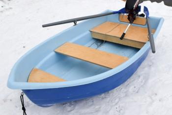 """Лодка """"Виза тортилла-235"""" - купить (заказать), узнать цену - Охотничий супермаркет Стрелец г. Екатеринбург"""