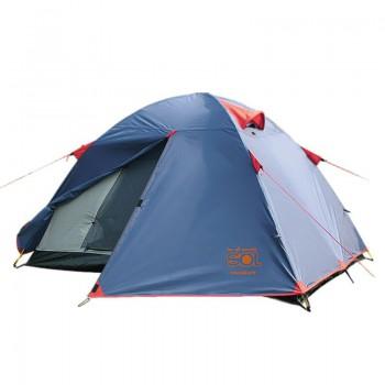 Палатка Sol Tourist (синяя) - купить (заказать), узнать цену - Охотничий супермаркет Стрелец г. Екатеринбург